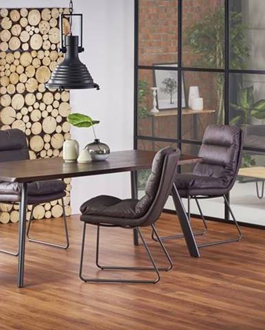 Firmino jedálenský stôl tmavý orech