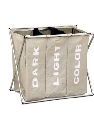 Laundry Typ 3 kôš na prádlo sivobéžová