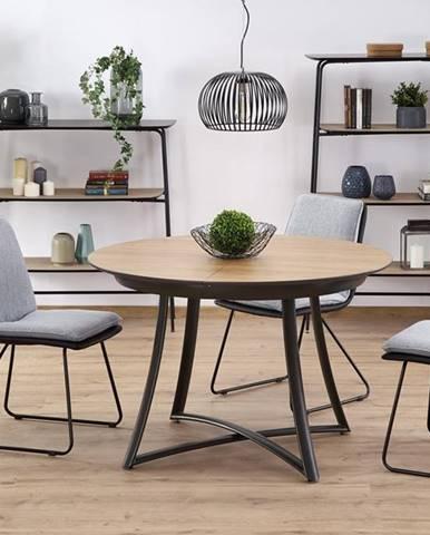 Moretti okrúhly rozkladací jedálenský stôl dub zlatý