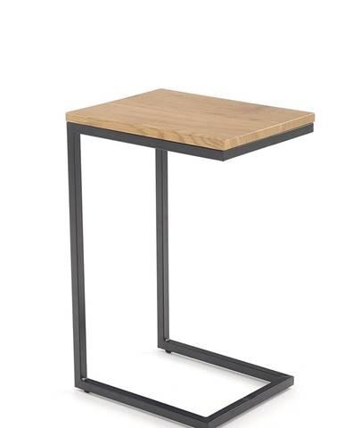 Nisa konferenčný stolík dub zlatý