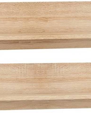 Stella STE-02 polica (2 ks) sonoma svetlá