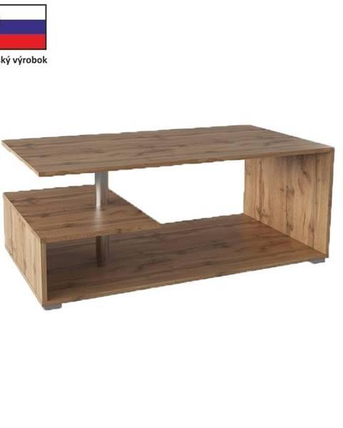 Kondela Dorisa konferenčný stolík dub wotan
