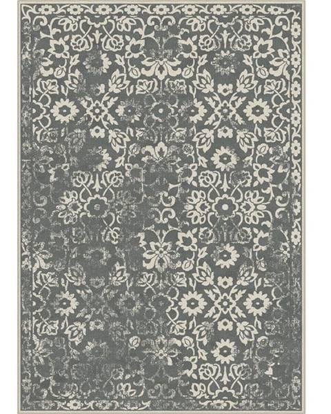 Tempo Kondela Moria koberec 200x300 cm tmavosivá