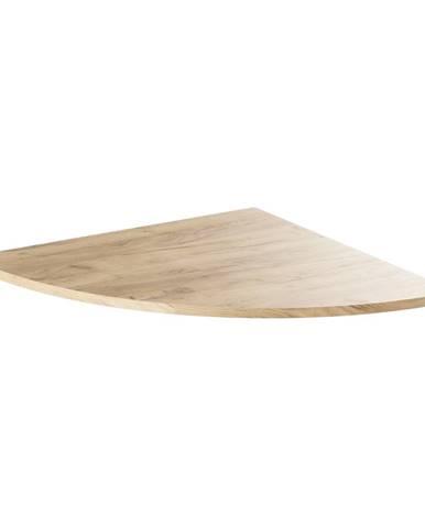 Rioma Typ 13 rohová spojka k písaciemu stolu dub artisan