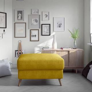 Aveza taburetka žltá