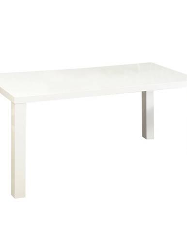 Asper New Typ 2 jedálenský stôl biely lesk