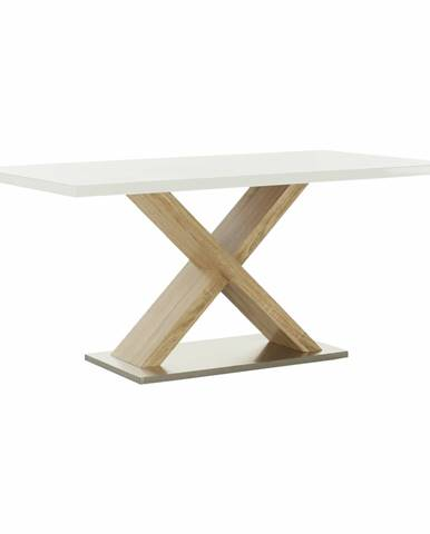 Farnel jedálenský stôl dub sonoma