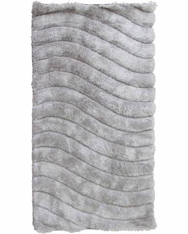 Selma koberec 170x240 cm bielosivá