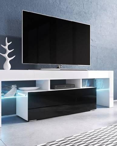 Toro 138 tv stolík biela