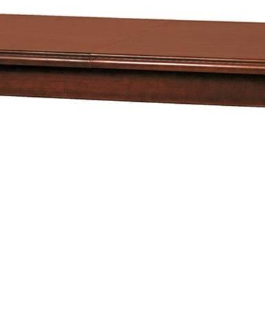 Wersal ZB-2 rustikálny rozkladací jedálenský stôl toffi