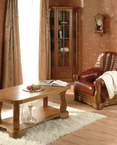 Kinga rustikálna obývacia izba drevo D3