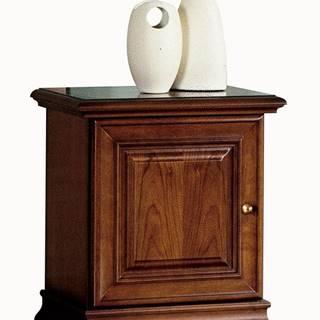 Raweno R-SZN L rustikálny nočný stolík toffi