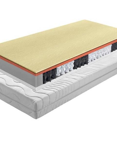 Kondela BE Palmea New obojstranný taštičkový matrac 180x200 cm pružiny