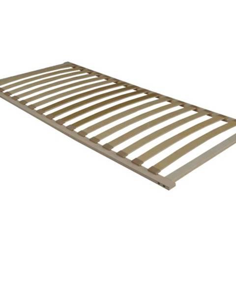 Tempo Kondela Flex 3-zónový lamelový rošt 180x200 cm brezové drevo