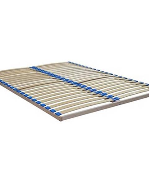 Kondela Stelar lamelový rošt 180x200 cm masívne drevo