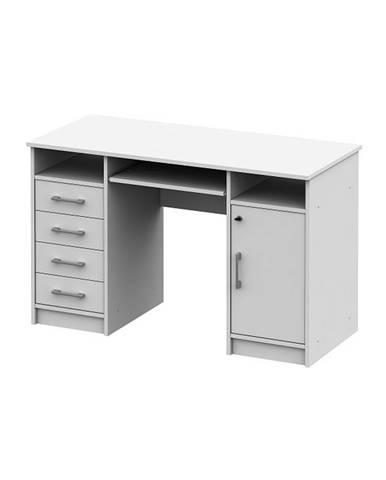 B9 New pc stolík biela