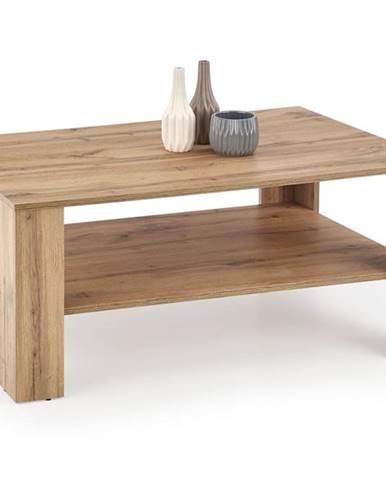 Kwadro konferenčný stolík dub votan