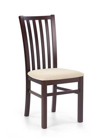 Gerard 7 jedálenská stolička tmavý orech