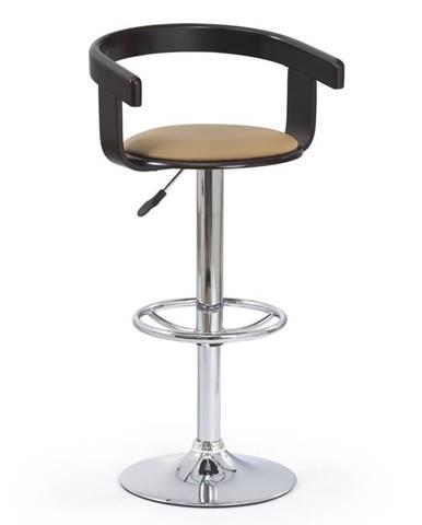 H-8 barová stolička wenge