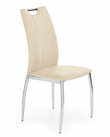 K187 jedálenská stolička béžová