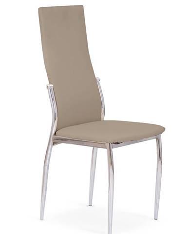 K3 jedálenská stolička cappuccino