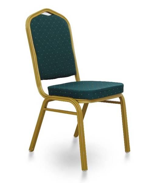 Kondela Zina 2 New konferenčná stolička zelená