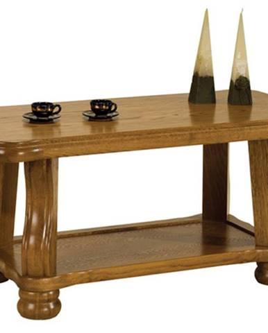 Arek II konferenčný stolík drevo D3