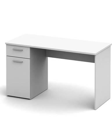 Egon pc stolík biela