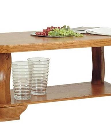 Fryderyk konferenčný stolík drevo D3