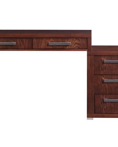 Remi písací stôl drevo D16