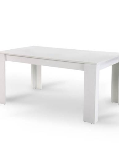 Tomy jedálenský stôl 140x80 cm biela