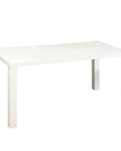 Asper Typ 1 New rozkladací jedálenský stôl biely lesk