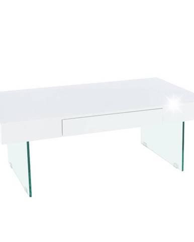 Daisy 2 New konferenčný stolík biely lesk