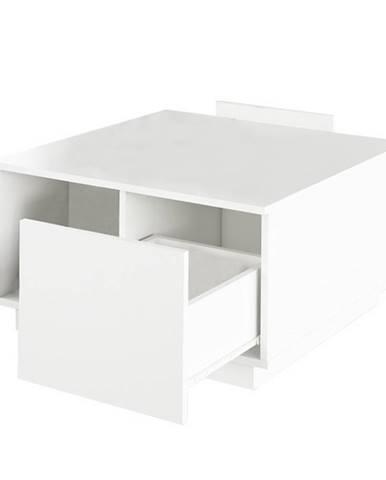 Dalan konferenčný stolík biela