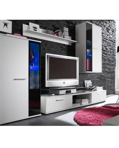 Salesa obývacia stena biela