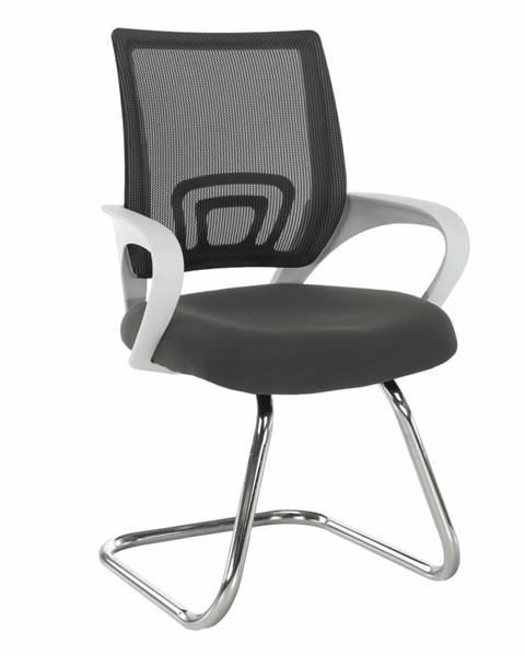 Tempo Kondela Sanaz Typ 3 konferenčná stolička sivá