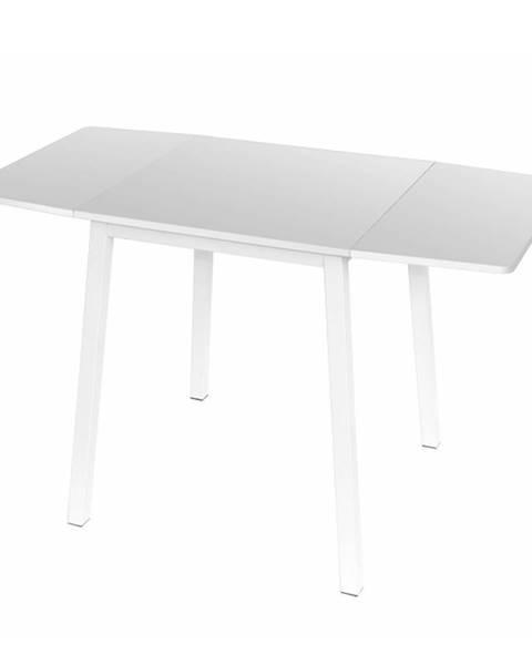 Kondela Mauro rozkladací jedálenský stôl biela