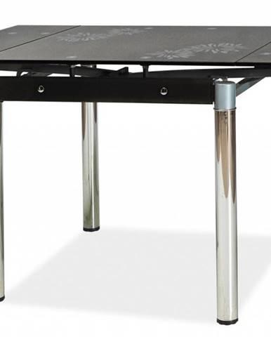 GD-082 jedálenský stôl chrómová