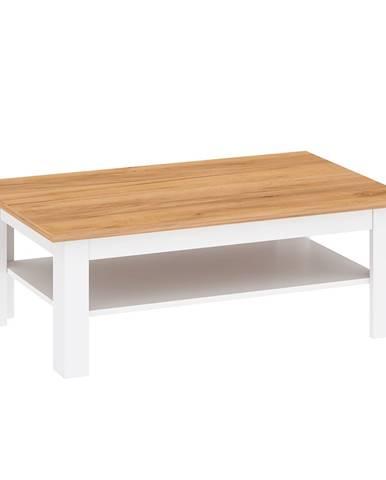 Lanzette T konferenčný stolík biela alba