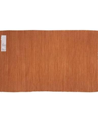 Zošívaný Koberec Julia, 60/90cm, Oranžová