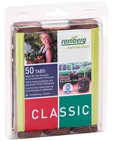Romberg tableta kokosowaá d36mm 50ks
