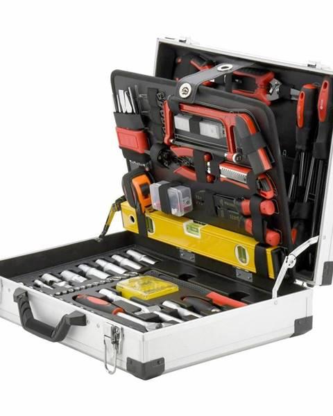 Compactor Compass Profesionálna sada náradia v kufri, 139 ks 09458