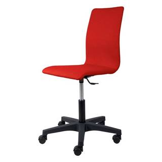 Kancelárska stolička FLEUR červená