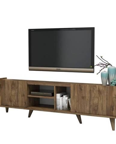 TV stolík ELEGANTE orech