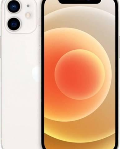 Mobilný telefón Apple iPhone 12 mini 256GB, biela