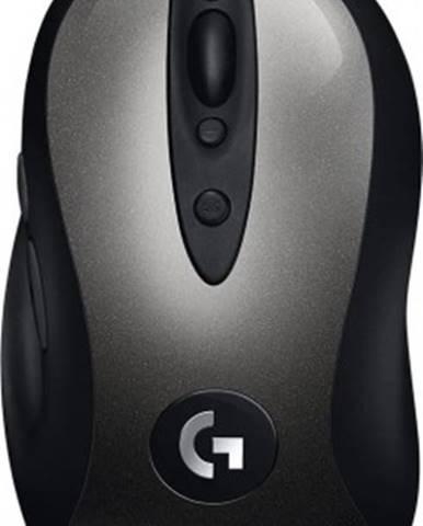Herná myš Logitech MX518, čierna