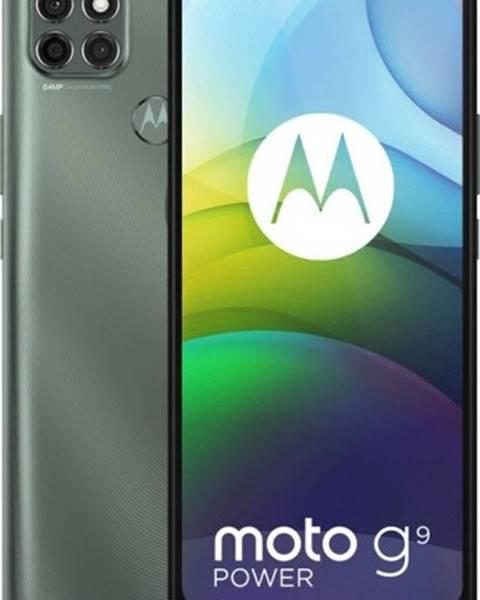 Motorola Mobilný telefón Motorola G9 Power 4 GB/128 GB, sivý