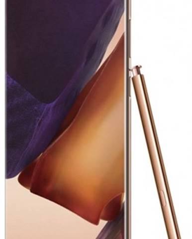 Mobilný telefón Samsung Galaxy Note 20 Ultra 12GB/256GB,bronzová