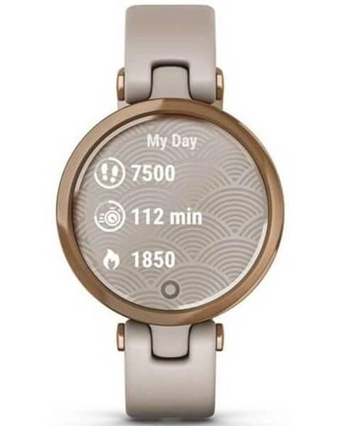 Garmin Inteligentné hodinky Garmin Lily Sport Rose Gold / Light Sand