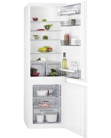 Kombinácia chladničky s mrazničkou AEG Scb618f3ls